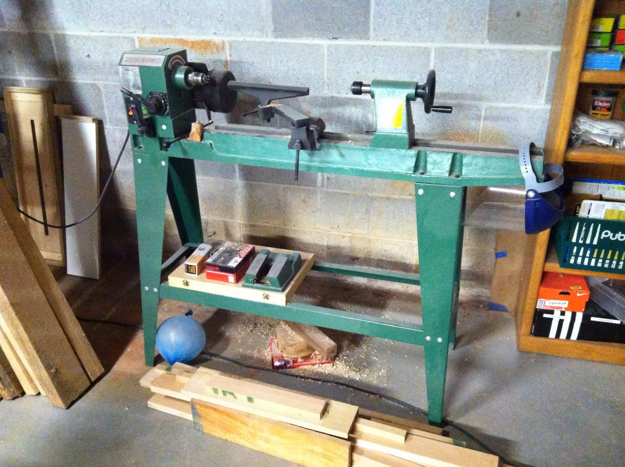 Harbor Freight lathe manual for central machinery wood lathe manual books