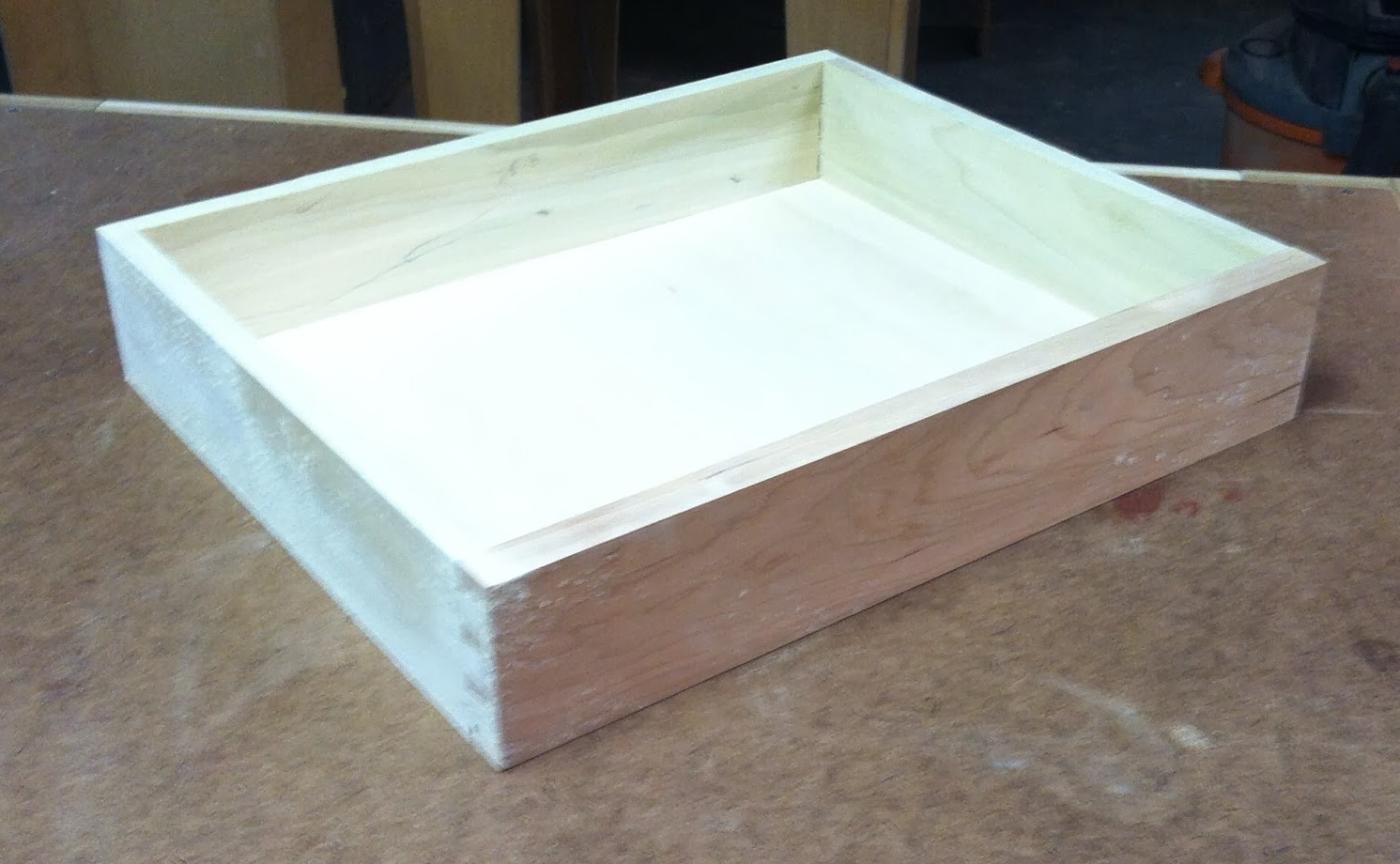 Drawer #5 - dry fit
