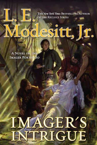 Cover art for Imager's Intrigue