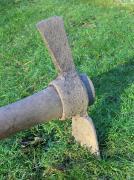 Cutter mattock, or axe/adze mattock