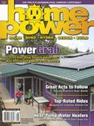 Home Power magazine is THE source for people who want to install solar on their home