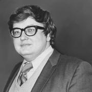 Roger Ebert, 1970, GNU Free Documentation LIcense from Wikipedia