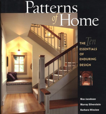Cover of Patterns of Home: The Ten Essentials  of Enduring Design