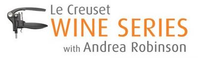Le Creuset Wine Video Series with Andrea Robinson