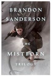Cover of the Mistborn Trilogy