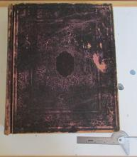 Oyster Family Bible - front face